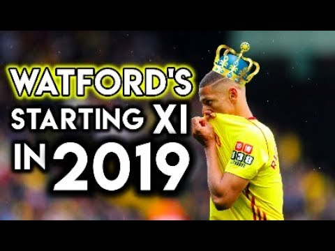 Watford's Future *TOP 6* Team - According to Football Manager 2018
