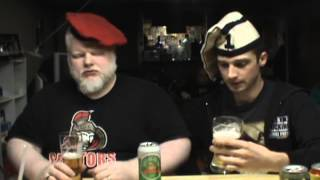 Moosehead Lager : Albino Rhino Beer Review
