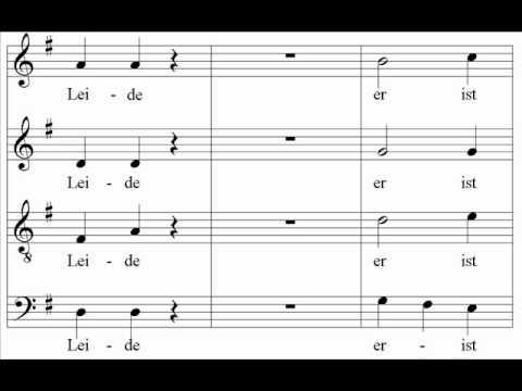 Bach - Jesus bleibet meine freude - Monteverdi Choir