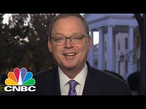 Council Of Economic Advisors Chairman Kevin Hassett On GOP Tax Bill | CNBC
