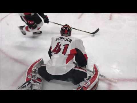Ottawa Senators Warm Ups (3.30.17) [60 FPS]