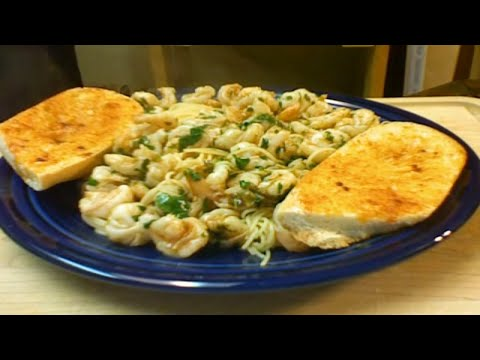 Shrimp Scampi Recipe Doovi