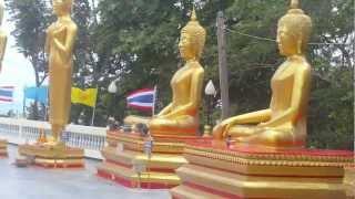 Wat Phra Yai (Big Buddha) Top Area Pattaya Thailand