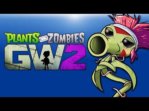 Plants Vs Zombies: Garden Warfare 2 - BEST IN THE GAME!!!! BETA