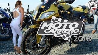 MOTO CARRERO 2018 | BURNOUT | MOTO INCENDIADA | GRAU E CORTE  | WHEELING | GOPRO E DRONE
