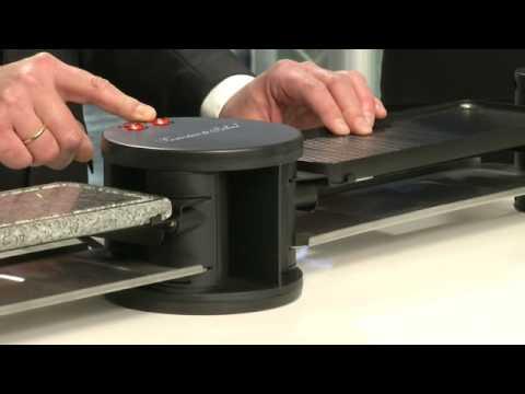 rosenstein s hne variabler raclette grill 2 8 personen. Black Bedroom Furniture Sets. Home Design Ideas