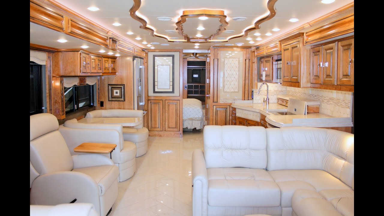 Watch on tiffin allegro motorhomes floor plans