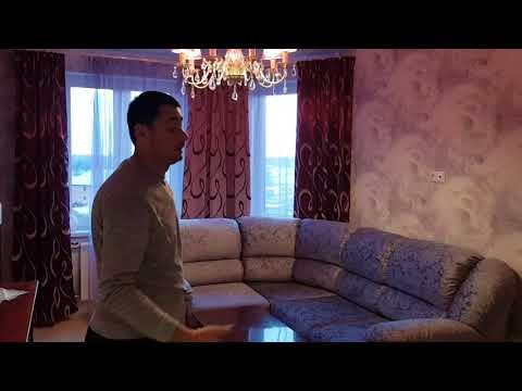 Обзор ремонта 2-х комнатной квартиры в новостройке г. Раменское