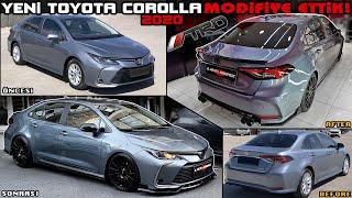 Yeni Toyota Corolla'yı Mak…