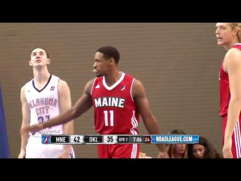 Abdel Nader & Demetrius Jackson - D-League Highlights!