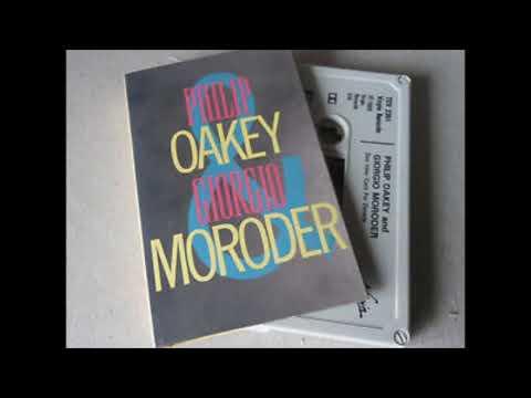 Philip Oakey & Giorgio Moroder - Philip Oakey & Giorgio Moroder (1985) FULL ALBUM Cassette