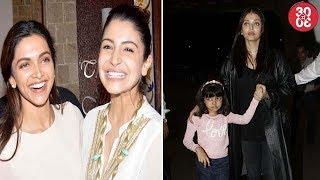 Anushka Replaces Deepika In Anand's Next   Aishwarya Keeps Mum About 'Fanney Khan'