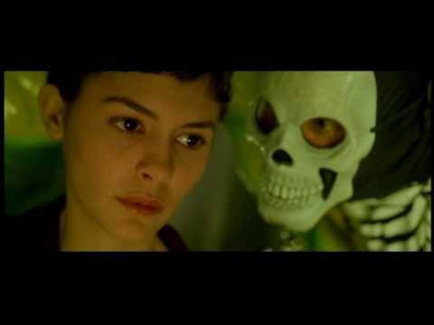 Amélie Takes A Scary Ride And Falls In Love