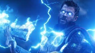 Подать мне Таноса! Тор прибывает в Ваканду   Мстители  Война бесконечности