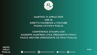 Conferenza Stampa FIPAV Puglia