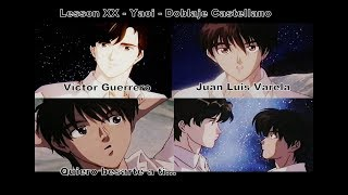 Lesson XX - (Yaoi - Gay) - Doblaje - (Español - Castellano) (Juan Luis Varela Castillo & Daretaku)