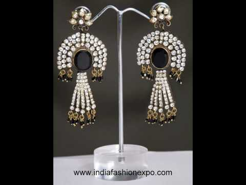Earrings Latest Designer Jewellery Earring Collection From Indiafashionexpo You