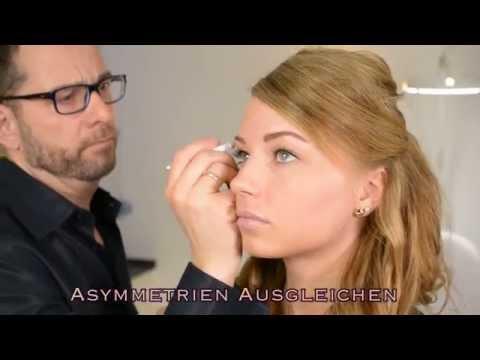 Permanent Make-Up - Augenbrauen Härchenzeichnung