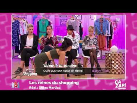 Énorme malaise sur les reine du shopping 😱😂