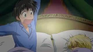 Kyo Kara Maoh Wolfram and Yuri part 1