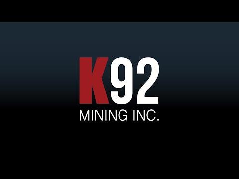 K92 Mining Inc. (TSXV: KNT) - 2019 TSX Venture 50
