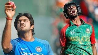 India vs Bangladesh 2nd T20I: Bangladeshi skipper Mahmudullah out for 1 runs | Oneindia News