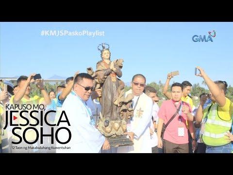 Kapuso Mo, Jessica Soho: Ang pagbabalik ng Birhen sa Cotta