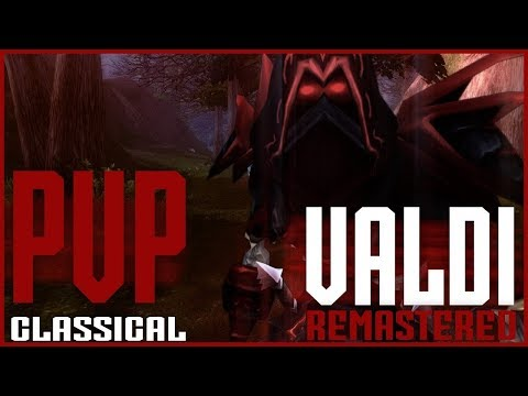 VALDI - REMASTERED 💀 | WOW CLASSIC PVP (Dagger Rogue)
