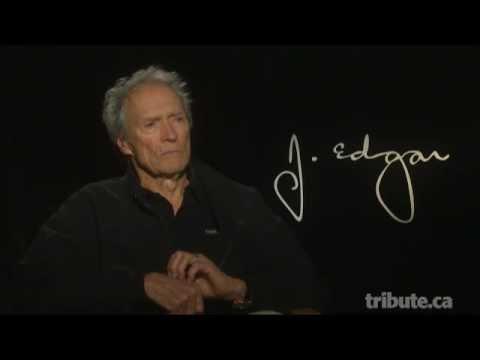 Clint Eastwood Interview - J. Edgar