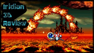 Iridion 3D Review (GBA)