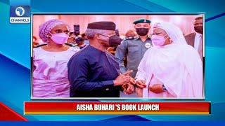 Eminent Nigerians Gather For Ceremony In Honour Of First Lady