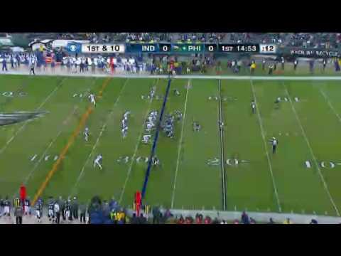Eagles Def. Colts 26-24