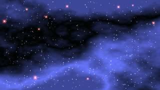 HD Galaxy Background Animation Clip