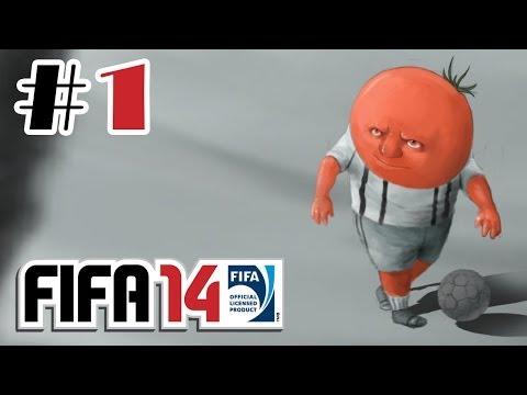 Прохождение FIFA 14 [PS 4] - #1 Первая предсезонная игра