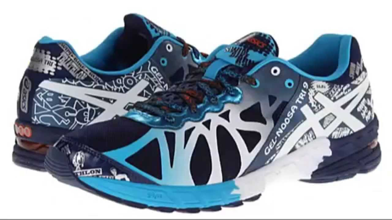 asics men's gel-noosa tri 9 running sneakers