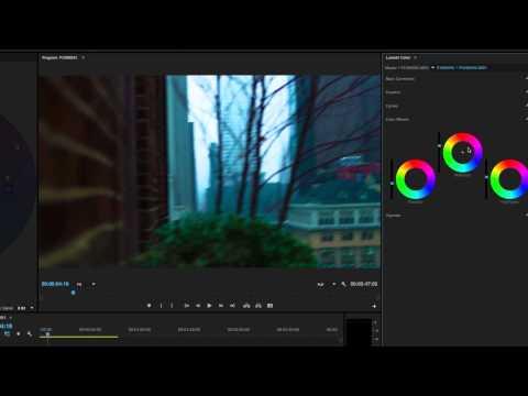 Colour Grading in Your NLE | Jonny Elwyn - Film Editor