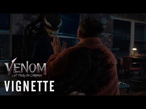 VENOM: LET THERE BE CARNAGE Vignette - Eddie and Venom