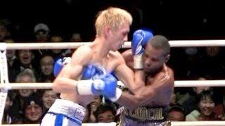 リゴンドー2度ダウン!天笠尚ボクシングGuillermo Rigondeaux vs Hisashi Amagasa