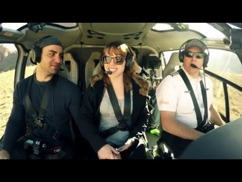 Day In The Life Of A Helicopter Tour Pilot