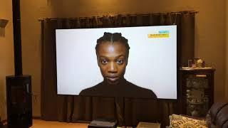 EPSON EH-LS100, GRANDVIEW Dynamique ALR Screen 그랜드뷰 다이나믹 ALR 스크린