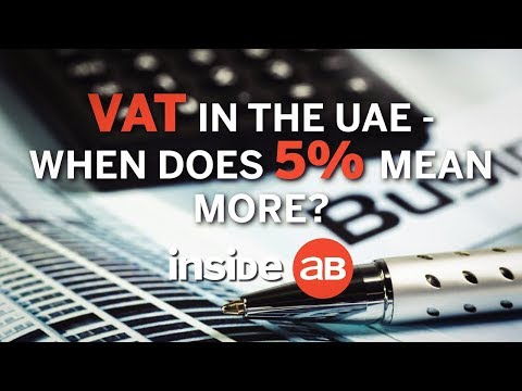 VAT: are UAE customers being overcharged?