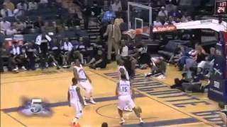 Donte Greene's Top 10 Plays of 2011-2012 - NBA