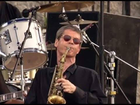 David Sanborn - Chicago Song - 8/16/1998 - Newport Jazz Festival (Official)
