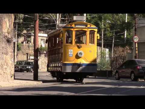 Bonde do Santa Teresa / Tramway / Tranvía - SantaTeresa, Rio de Janeiro Brasil 2016