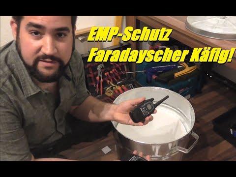 EMP-Schutz [Faradayscher Käfig]