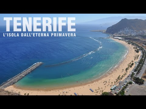 Tenerife, l'isola dall'eterna primavera