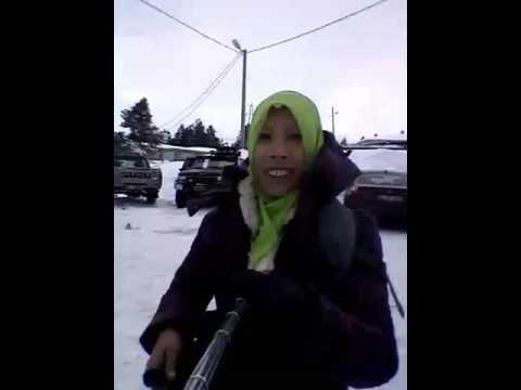 Uludag zirve...bursa turkey...snow winter n sky...