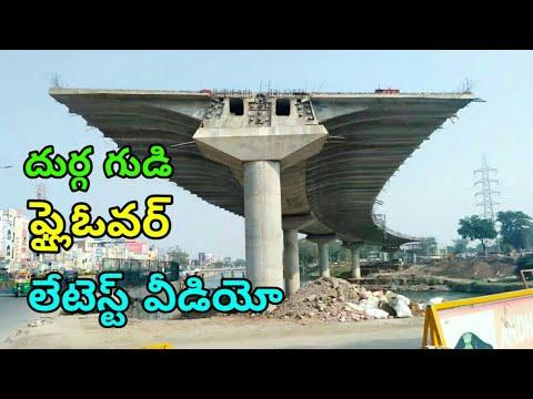 [Bike View] Vijayawada Kanaka Durga Flyover Latest Works Update From Starting To End ( 27 Nov 2018 )