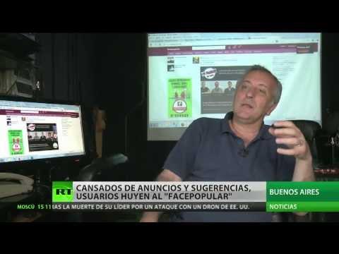 """Facepopular, un """"paraíso de red social"""" que integra a Latinoamérica"""