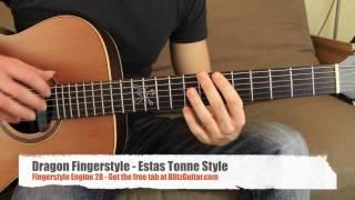 Dragon Fingerstyle Estas Tonne Guitar Style Fingerstyle Engine 28